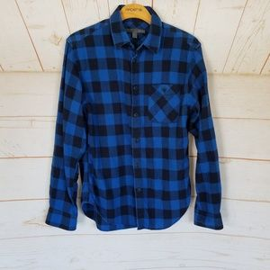 Mens Old Navy Checkered Flannel size Small